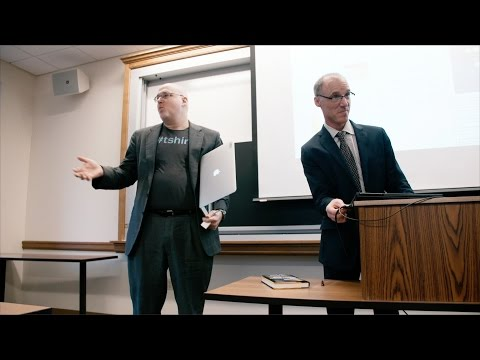 MBA Faculty On Teaching and Research: Rob Fichman and George Wyner