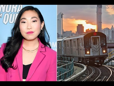 NYC Subway: R188 (7) Train Ride - Court Square To Main Street-Flushing [ft. Awkwafina]