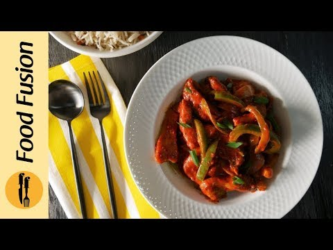 Schezwan Chicken Recipe By Food Fusion Youtube