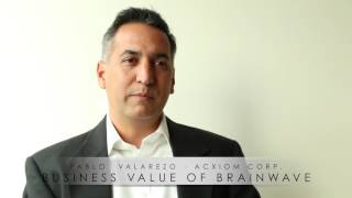 Acxiom customer testimonial for Brainwave GRC