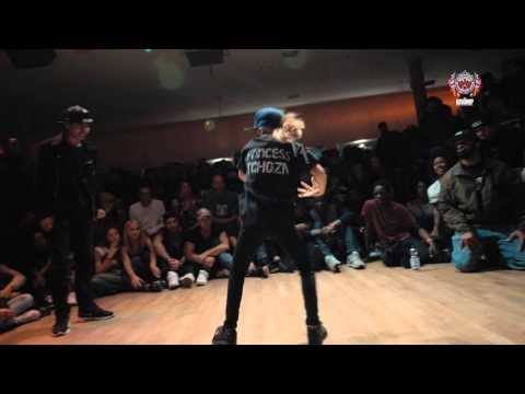 EBS JUNIOR KRUMP CHAMPIONSHIP- J DOT SOSA vs PRINCESS TCHOZN