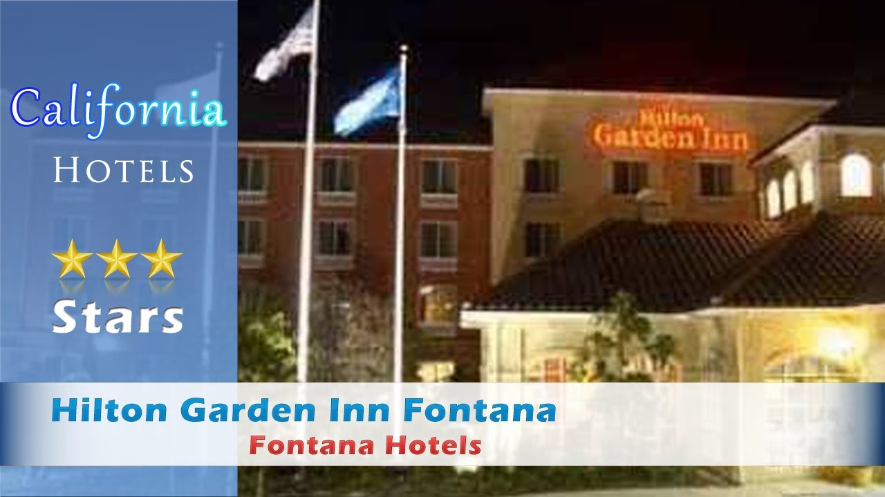 hilton garden inn fontana fontana hotels california - Hilton Garden Inn Fontana