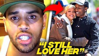 Chris Brown Finally Speaks On Rihanna Dating ASAP Rocky