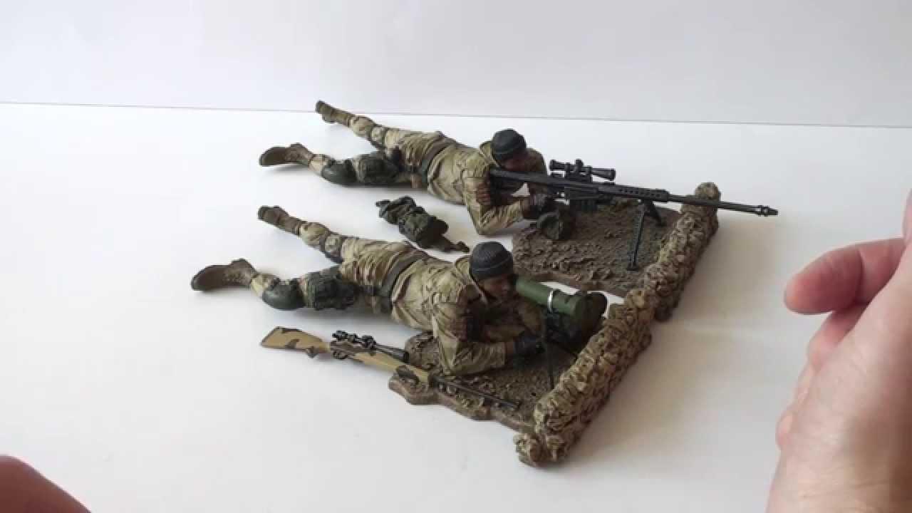 Figurka McFarlane Military - MARINE CORPS RECON SNIPER ...
