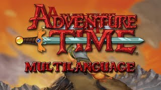 Adventure Time Intro Multilanguage (HD)