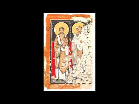 Saint Cornelius - Pope - Martyr - 252 and Saint Cyprian - Bishop - Martyr - 258