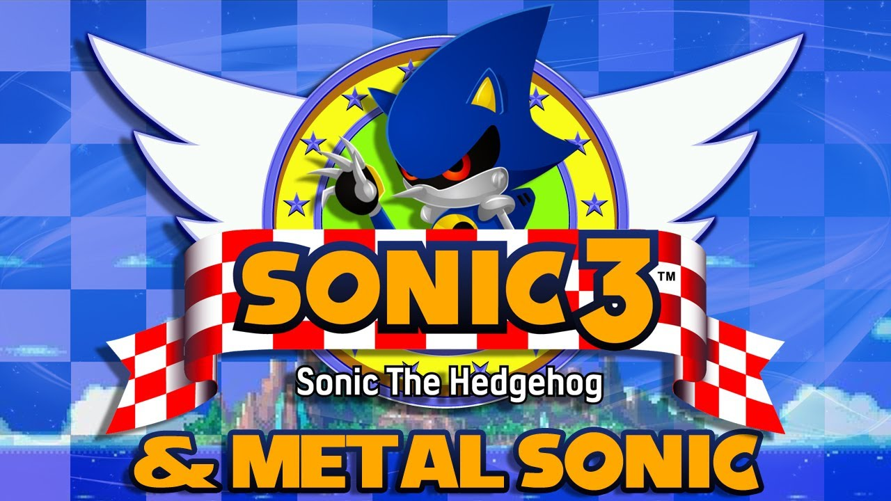 sonic 3 metal sonic walkthrough youtube. Black Bedroom Furniture Sets. Home Design Ideas