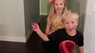 Kids DANCE off!