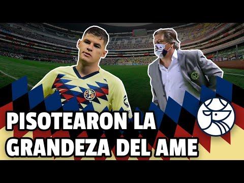 El América es HUMILLADO; Herrera, ¿dónde está tu autocrítica?  | Nido del Guapi