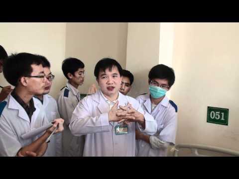 20110322 Khám bụng viêm phúc mạc (phần 1)