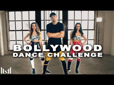 BOLLYWOOD DANCE CHALLENGE | Matt Steffanina ft Poonam & Priyanka