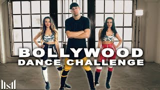 BOLLYWOOD DANCE CHALLENGE  Matt Steffanina ft Poonam amp; Priyanka