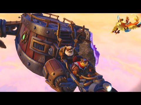 Skylanders: Trap Team - Skyhighlands - Part 38
