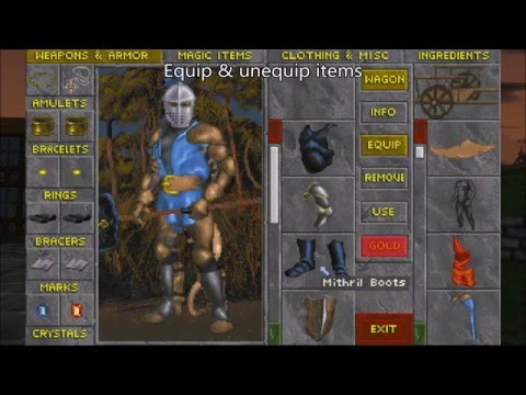 Daggerfall Unity 0 2 Release – Daggerfall Workshop