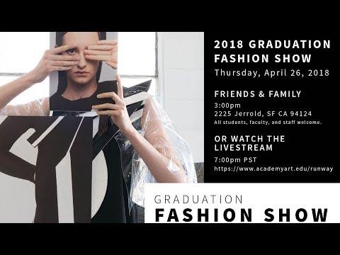 2018 Graduation Fashion Show