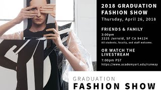 2018 Graduation Fashion Show