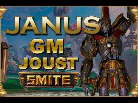 SMITE! Janus, Partidas intensas... así si!! GM Joust #23