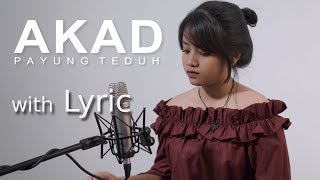 Akad Payung Teduh Covered by Hanin Dhiya Video Lyric
