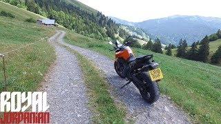 KTM 790 Duke Alps tour verdict