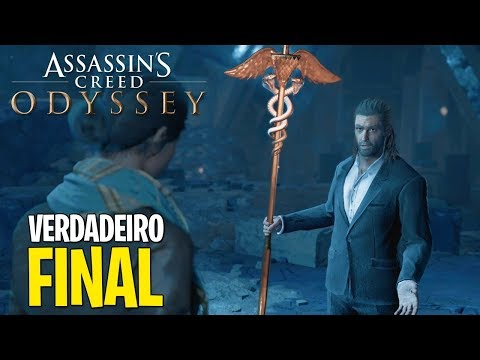 O FIM DO ARCO DE ATLÂNTIDA, FINAL DEFINITIVO ! - Assassin's Creed Odyssey thumbnail