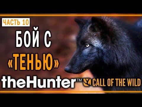 theHunter Call of the Wild #10 🐺 - Охота на Волка \