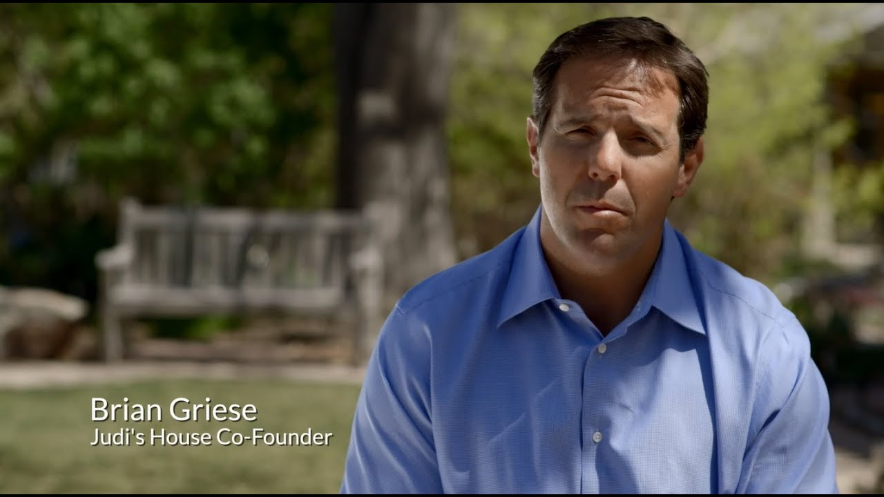 Brook and Brian Griese talk about Judi's House and JAG Institute ...
