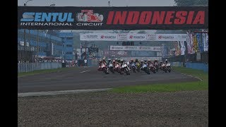 Race 2 Sentul Circuit Indonesia 2018 ARRC