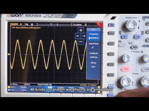 OWON XDS3000 Oscilloscopes