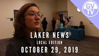October 29 | Local Laker News