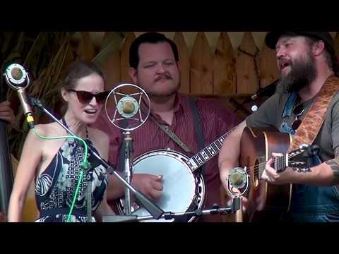 The Hillbilly Gypsies at Lyons Fiddle Festival (2017)