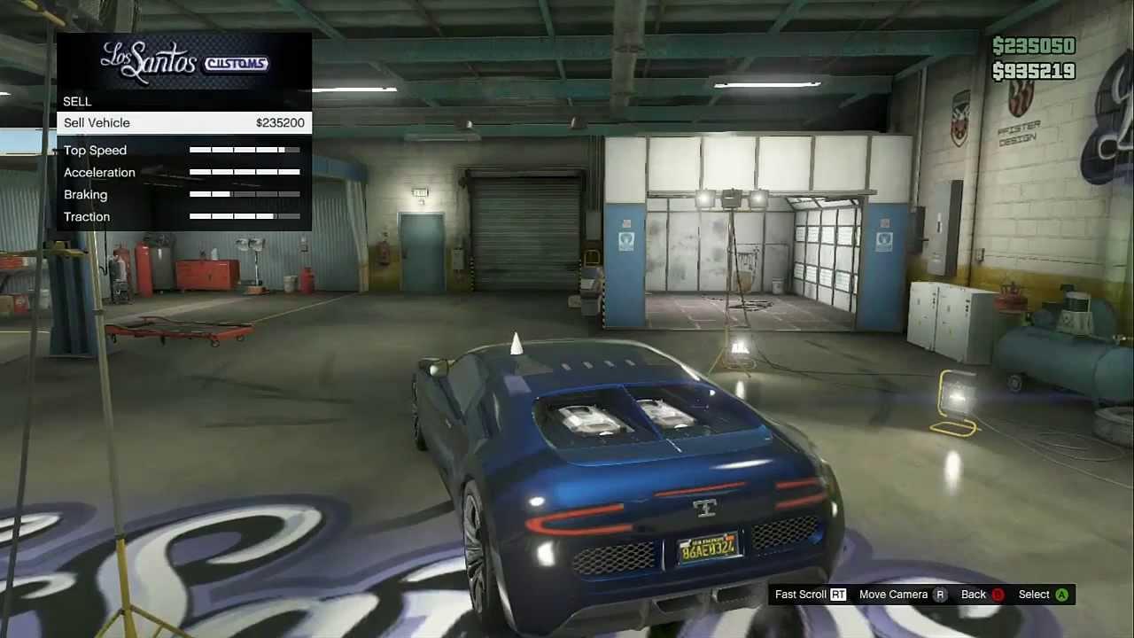 Dutch Gta 5 Online Glitch Hoe Verkoop Je Een Auto Boven De 50 000