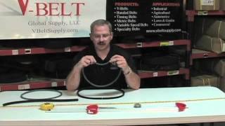 Kevlar VS. Standard V-Belts