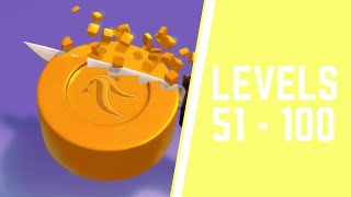Soap Cutting Game Walkthrough Level 51-100