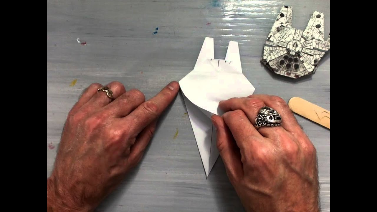 Millennium Falcon (Alexander) - YouTube - photo#6