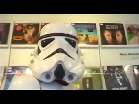 Storm Troopers i Laserdisken
