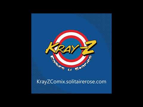 Kray Z Comics And Stories 451: March Previews