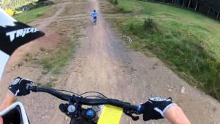 Mountain Bike Downhill Malmedy four cross