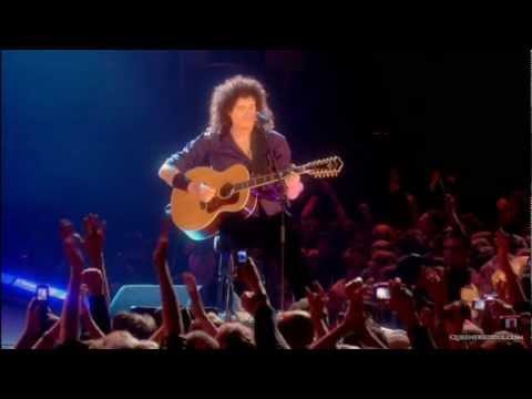 Queen + Paul Rodgers - Love of my life ( Live In Ukraine )