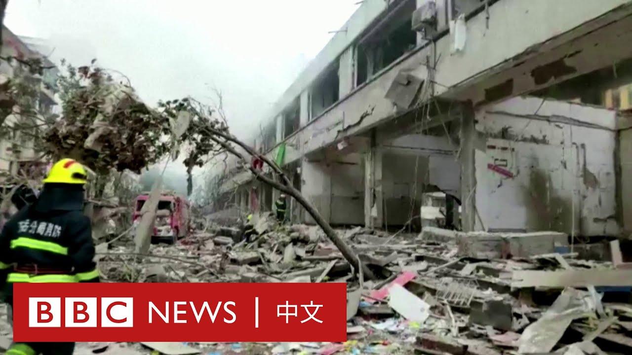 中國湖北十堰燃氣爆炸,至少12人死100人傷- BBC News 中文