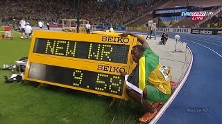 IAAF World Championships - Berlin 2009: Men's 100m Final [Eurosport HD]