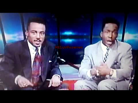Ralph Tresvant and Bobby Brown Host Friday Night Videos in 1991
