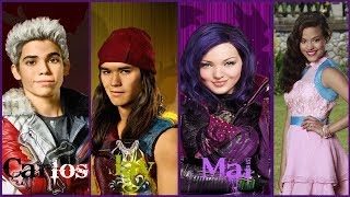 Which Disney Descendants Character Are You? QUIZ ✔ (PERSONALITY TEST)
