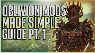 how to install mods for oblivion using oblivion mod manager