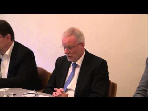 """Roland Feicht - """"Die Bedeutung von Ferdinand Lassalle für die Sozialdemokratie heute"""""""