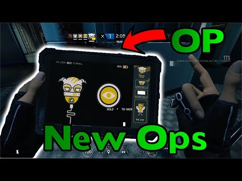 The New Ops Are OP ?!? - Rainbow Six Siege - Behind The Scenes