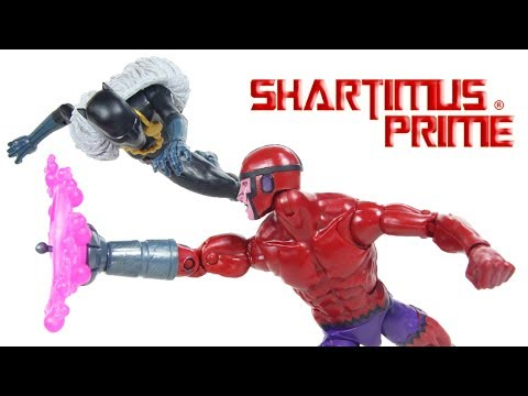 Marvel Legends Shuri and Klaw TRU Toys R Us Exclusive Black Panther 2-Pack Hasbro Figure Review