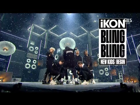 iKON - 'BLING BLING' 0528 SBS Inkigayo