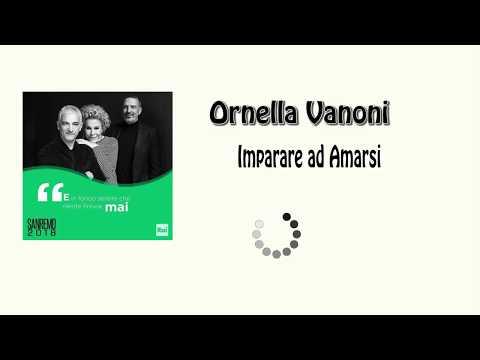 Ornella Vanoni - imparare ad amarsi - TESTO