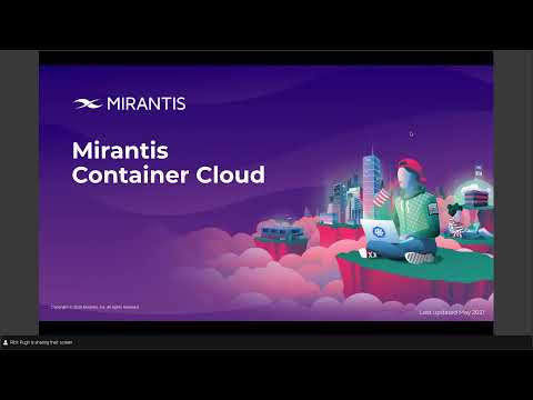 How to Deploy Mirantis Container Cloud on VMware