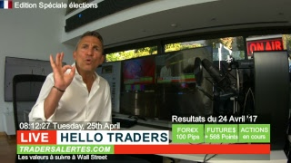 Emission Hello Traders du 25 Avril 17 thumbnail